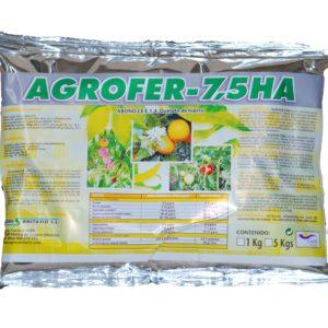 Agro Fer EDDHA 7,5 – Quelato de hierro