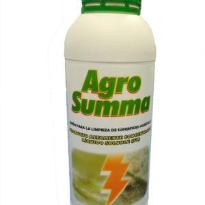 Agro Summa. Limpiador de melazas de insectos